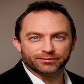 Wikipedia founder Jimmy Wales to speak at CoinGeek London